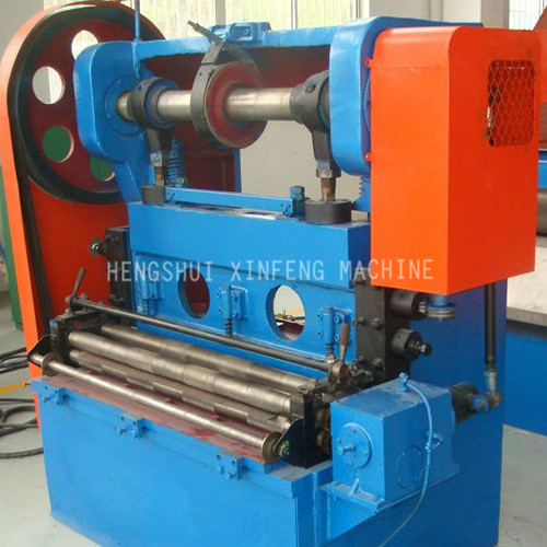 XF-1.0-1000 (16T) expanded metal machine; Expanded metal machine